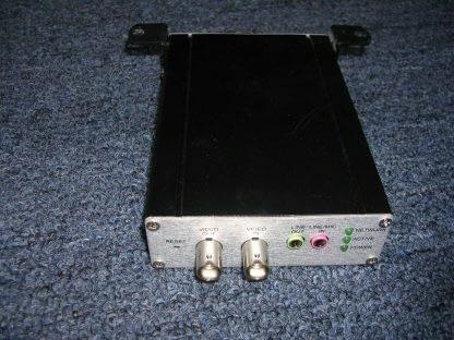 NV412A Network Video ServerEncoder Converter CCTV Camera Charger incl ADT 273949770122 3