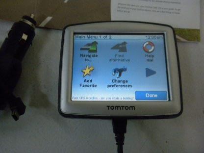 TomTom XL Canada 310 N14644 GPS Car Navigation System Automotive Mountable 43 264541178753