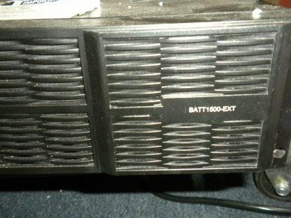Panamax Batt1500 Rack mountable Battery box for MB1500 AC Inverter 48V 19AH 264614828396 2