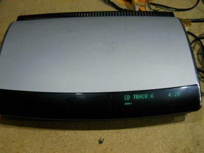 Bose AV28 DVD Player PS48 Powered White Subwoofer Sony Speakers Cables 264716940203 8