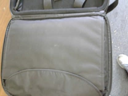 Dell Laptop Case Carry Bag Genuine Dell laptop carrying case with shoulder strap 264804790490 4