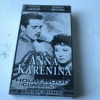 Anna Karenina VHS 1995 Collectors Edition Vivian Leigh Kieron Moore NIB 264517245210