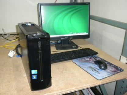 Gateway SX2802 slim PC Multimedia machine Windows 10 Runs Great Clean 274135231315