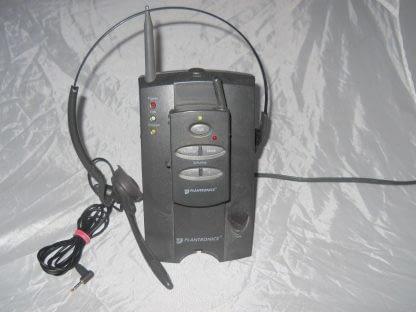 Plantronics CA10 Wireless Office Headset System 273469476659 3