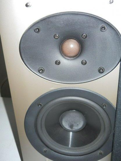 ATHENA TECHNOLOGIES AS B1 1 AUDITION SERIES Audiophile Bookshelf Speaker Pair 274417372934 9