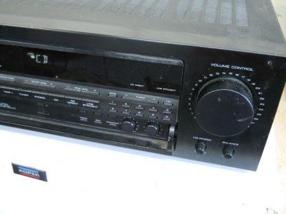 Vintage KENWOOD KR V8030 Audio Video Receiver 274405645603 7