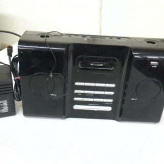 iHome iH6 USB Media Dock with Radio Clock Speaker 274115876955
