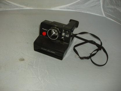 Polaroid PRONTO SX 70 Instant Film Camera Clean Works 264269624032 2