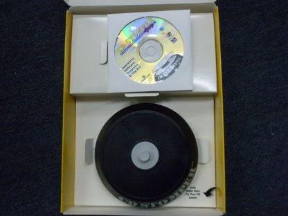 Vintage CD STOMPER PRO CD LABELING SYSTEM Win 95 98 31 NT 264352239627 2
