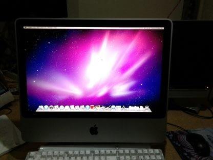 Apple iMac 20 Great Runs Snow Leopard 274647518571 2