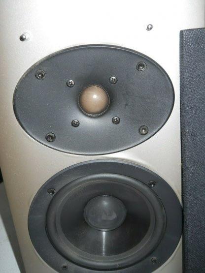 ATHENA TECHNOLOGIES AS B1 1 AUDITION SERIES Audiophile Bookshelf Speaker Pair 274417372934 3