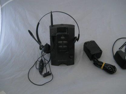 Plantronics CA10 Wireless Office Headset System 273469476659 2