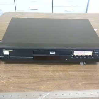 Pioneer VXX2702 DVD Player DV 341 DVD player with remote 264580448042