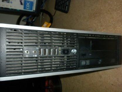 HP Compaq 8200 Elite SFF Intel i5 2500 330GHz 8GB DDR3 1TB HDD Windows 10 Pro 264673104655 5