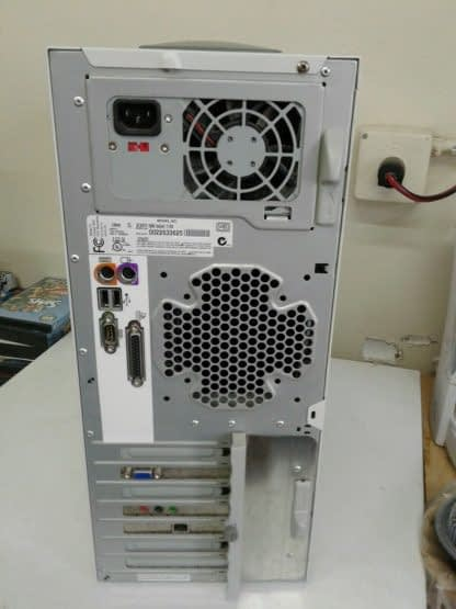 Vintage Gateway Select 1100 desktop PC Win XP Works GREAT 264845908953 3