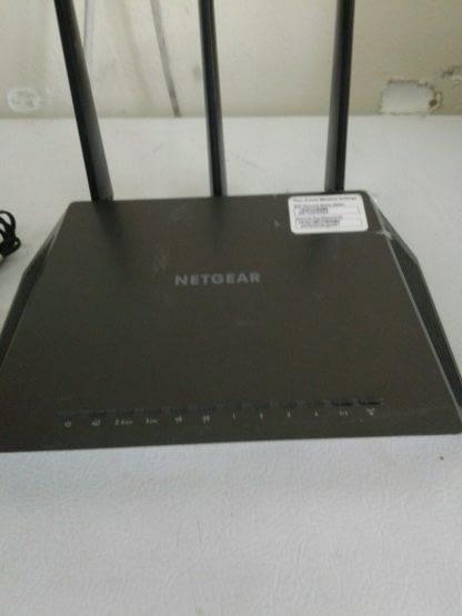 NETGEAR Nighthawk R7000 Dual Band WiFi Gigabit Router AC1900Works great 274539667994 3