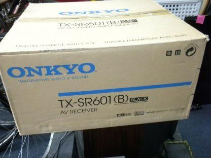 Vintage Onkyo TX SR601 61 Channel 110 Watt Receiver 264594046339 7