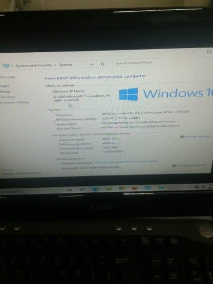 AMD Multimedia Slim PC Nvidia Graphics 2TB HD Windows 10 274527374918 7