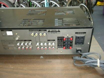 Sony STR AV480 Home Audio Video AV Control Center AMFM Tuner Stereo Receiver 264580448055 5