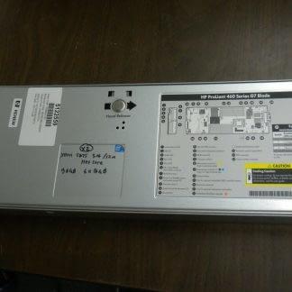 HP BL460c G7 Blade Server Dual Xeon 5675 307 6 Core CPU 96GB RAM No HD 274223911601