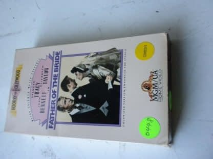 lot of 9 VHS Casablanca Father of bride Heartburn An Affair to remember Gigi etc 264517366710 4