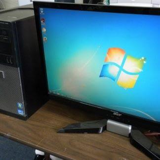 Dell Desktop OPTIPLEX390 Win 7 Pro Workstation PC desktop Great 264263506345