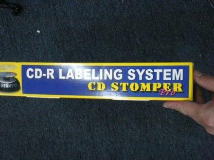Vintage CD STOMPER PRO CD LABELING SYSTEM Win 95 98 31 NT 264352239627 7