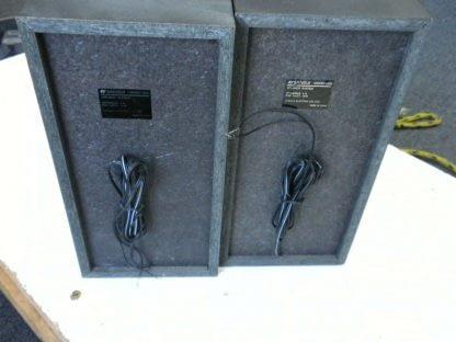 Pair SANSUI MICRO 1500 speakers 264648447783 3