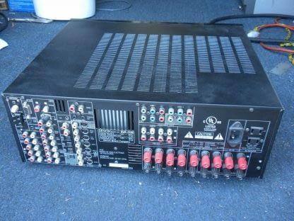 Denon AVR 2106 71 Channel 120 Watt Receiver Works great 264594046344 2