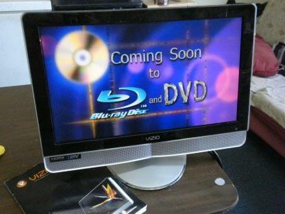 Vizio VX20L HDTV 20 TV Monitor Combo Works great 264570274153 2