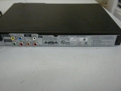 Sony DVP SR210P DVD Player REMOTE Works GREAT 264554365400 2