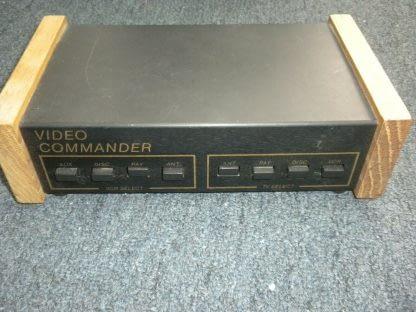 Vintage Electronics Video Commander model 26 home video system 273747967393 2