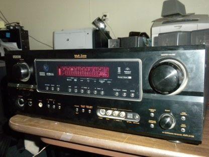 DENON AVR 2106 120 WATT RECEIVER 264263506303 3