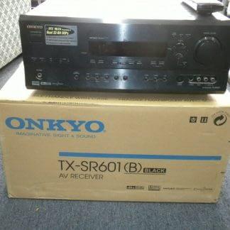 Vintage Onkyo TX SR601 61 Channel 110 Watt Receiver 264594046339
