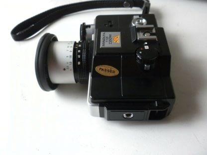 Vintage Minolta110 ZOOM SLR CAMERA With Case 273944048830 7