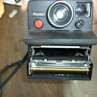 Polaroid PRONTO SX 70 Instant Film Camera Clean Works 264269624032
