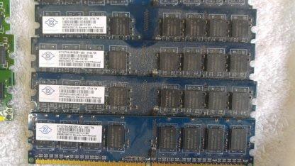 Lot of 19 1GB DDR2 Desktop RAM Memory DDR2 PC2 5300 PC2 6400 Non ECC 263959681933 9