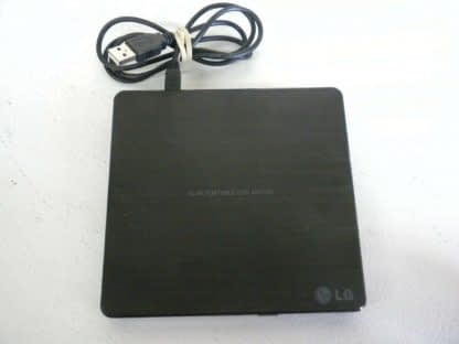 LG External Slim Portable DVD Writer Model SP60NB50 Works Great with software 274115797255 2