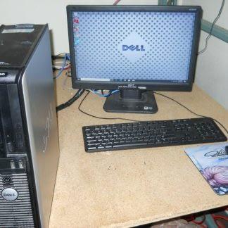 DELL OPTIPLEX 380 SFF desktop Computer PC Win 10 Pro 264674343610