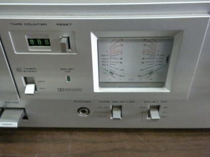 Akai CS M01A Dolby Cassette Deck Super Clean Needs Belt 273746090111 4