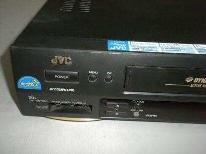 JVC HR DD750U VHS Hi Fi VCR Player Recorder Works Great 273925364901 3