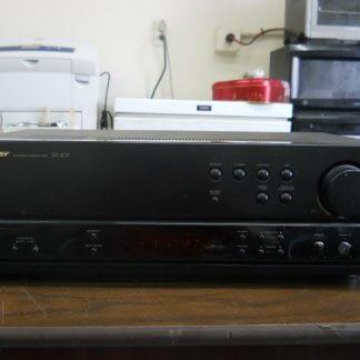 Pioneer SX 205 21 Channel 200 Watt Receiver Works 264580448061