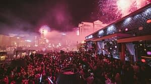 New Year Las Vegas