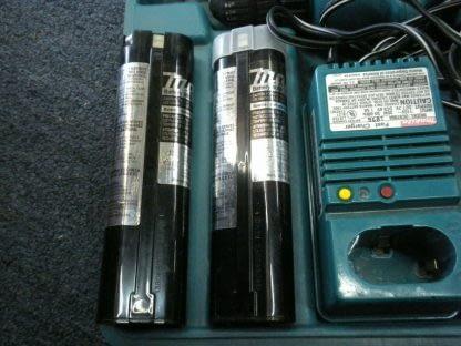 MAKITA Vintage 6095D DC96V Cordless Drill 2 BatteriesChargerCase 273866572997 3