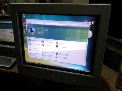Vintage Samsung Syncmaster 753DF 17 VGA RGB CRT Computer Monitor Works Good A 274433708648 6