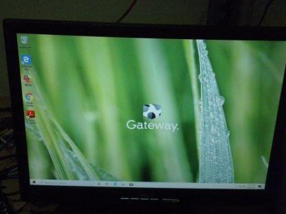 Gateway SX2802 slim PC Multimedia machine Windows 10 Runs Great Clean 274135231315 5