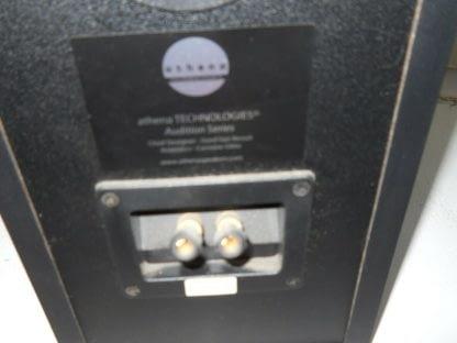 ATHENA TECHNOLOGIES AS B1 1 AUDITION SERIES Audiophile Bookshelf Speaker Pair 274417372934 11