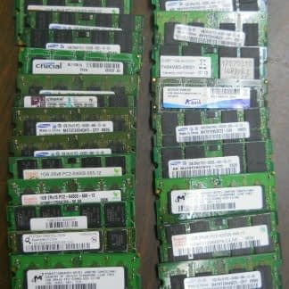Lot of 24 1GB DDR2 Ram 24 Sodimm 264304665644