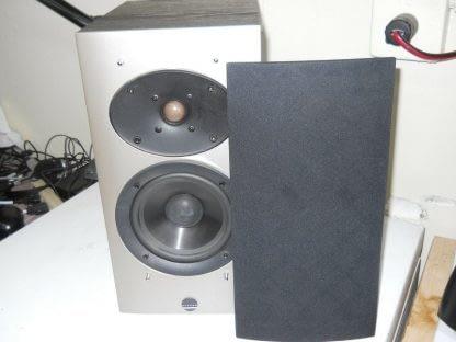 ATHENA TECHNOLOGIES AS B1 1 AUDITION SERIES Audiophile Bookshelf Speaker Pair 274417372934 2