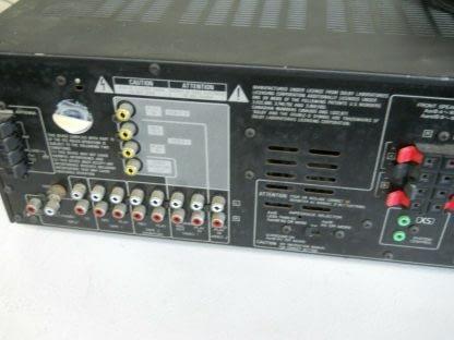 Vintage KENWOOD KR V8030 Audio Video Receiver 274405645603 2